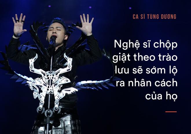 Tùng Dương: Bắt tôi chọn sống hoặc chết thì tôi mới hát Ngắm hoa lệ rơi-8