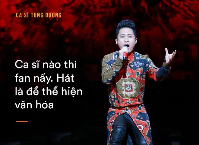 Tùng Dương: Bắt tôi chọn sống hoặc chết thì tôi mới hát Ngắm hoa lệ rơi-1