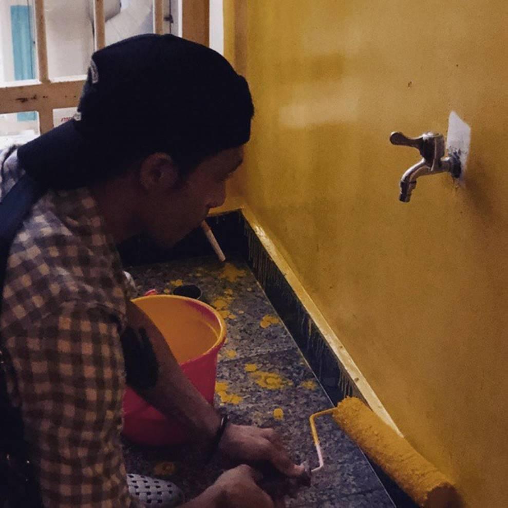 Cận cảnh nơi sống bình yên của vợ chồng Phạm Anh Khoa sau giông bão-1