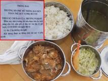 Tố trường cho trẻ mầm non ăn gạo mốc, đầu cá: Phụ huynh bức xúc trước thông báo bất ngờ