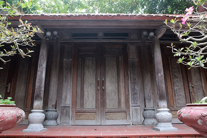Căn nhà gỗ sưa đỏ được trả giá trăm tỷ, chủ nhân vẫn không bán-2