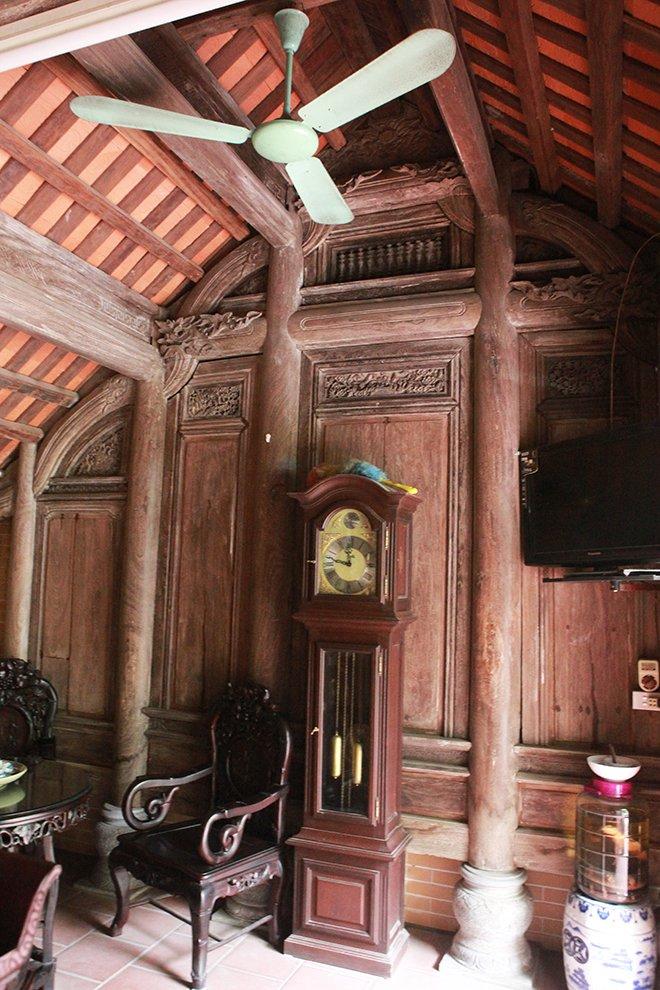 Căn nhà gỗ sưa đỏ được trả giá trăm tỷ, chủ nhân vẫn không bán-9