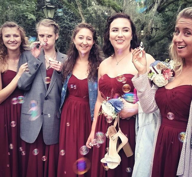 Chộp khoảnh khắc cười ra nước mắt trong các đám cưới-3