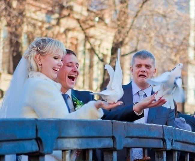 Chộp khoảnh khắc cười ra nước mắt trong các đám cưới-4