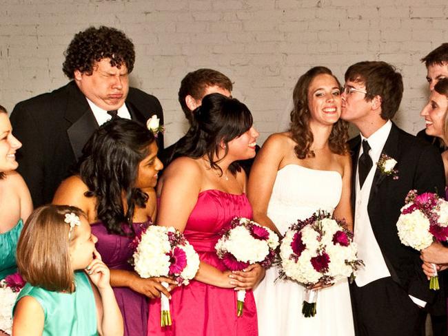 Chộp khoảnh khắc cười ra nước mắt trong các đám cưới-6