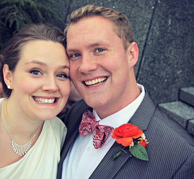 Chộp khoảnh khắc cười ra nước mắt trong các đám cưới-11