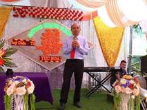 Ông chú nhà trai và bài phát biểu mừng cưới