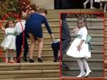 Người hâm mộ ngỡ ngàng khi phát hiện Công chúa Charlotte mới thực sự là bản sao hoàn hảo của nhân vật không ngờ này-4