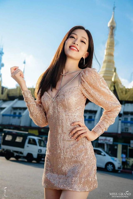 Phương Nga vào Top 9 chụp ảnh chân dung tại Hoa hậu Hòa bình Quốc tế 2018-1