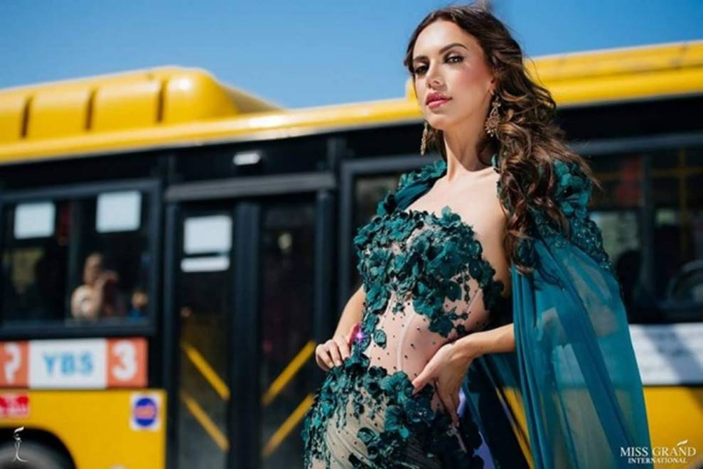Phương Nga vào Top 9 chụp ảnh chân dung tại Hoa hậu Hòa bình Quốc tế 2018-2
