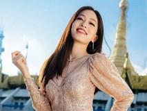 Phương Nga vào Top 9 chụp ảnh chân dung tại Hoa hậu Hòa bình Quốc tế 2018