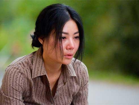 Thanh Hương kiệt sức vì cảnh hiếp dâm tập thể trong Quỳnh búp bê-1