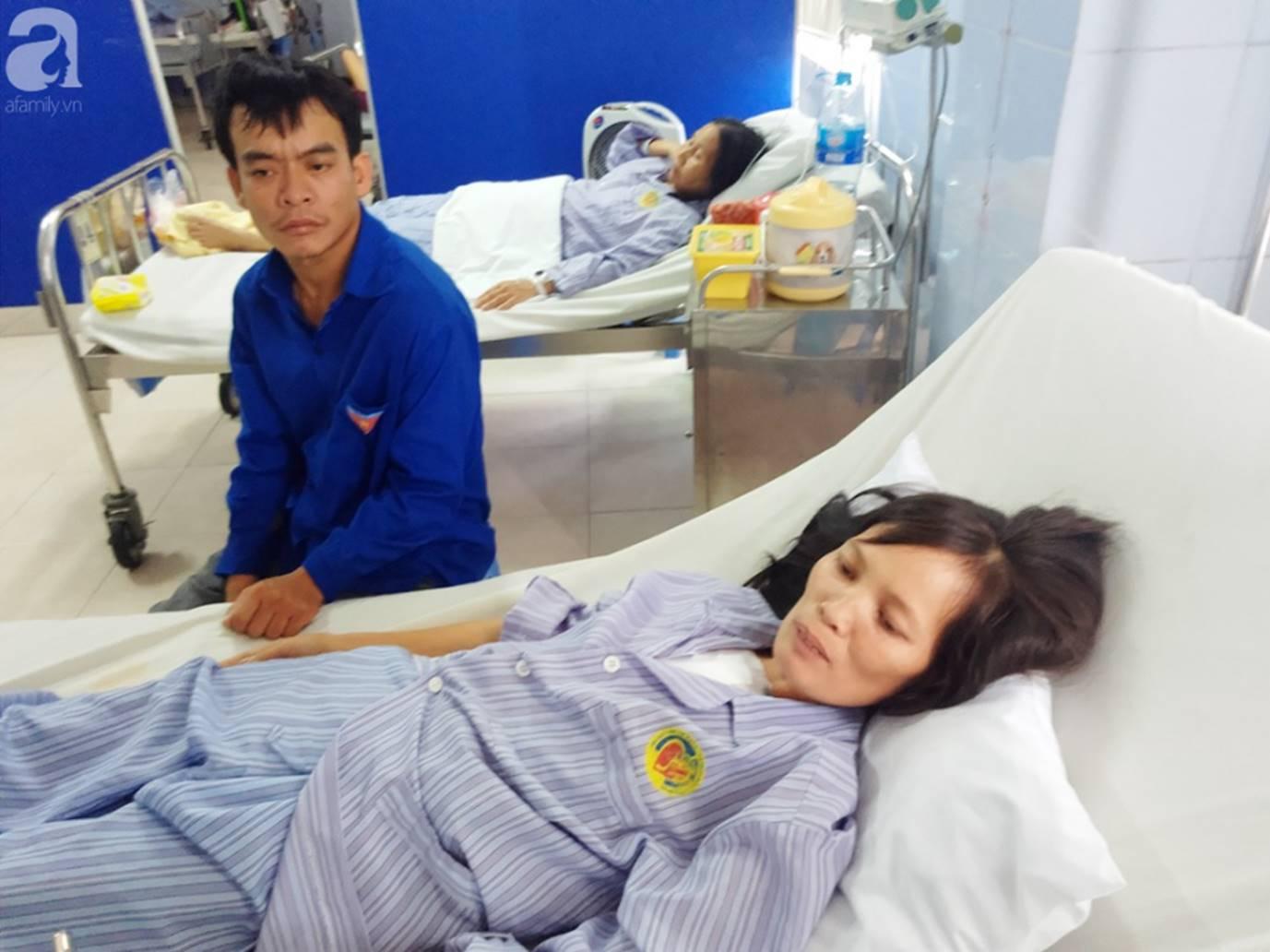Nam Định: Chàng trai trẻ tàn tật khóc tuyệt vọng khi vợ hơn gNam Định: Chàng trai trẻ tàn tật khóc tuyệt vọng khi vợ hơn gần 10 tuổi lên cơn đau tim mà không tiền chạy chữa-3