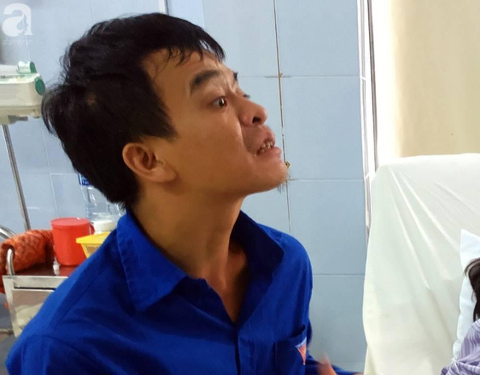 Nam Định: Chàng trai trẻ tàn tật khóc tuyệt vọng khi vợ hơn gNam Định: Chàng trai trẻ tàn tật khóc tuyệt vọng khi vợ hơn gần 10 tuổi lên cơn đau tim mà không tiền chạy chữa-8