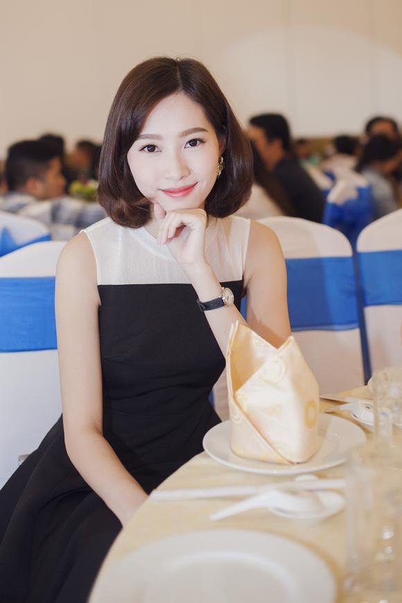 Đâu cần tóc dài đen nhánh, những nàng Hoa hậu Việt với mái tóc ngắn vẫn dư sức đổi đời-11