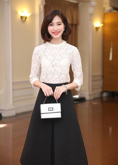 Đâu cần tóc dài đen nhánh, những nàng Hoa hậu Việt với mái tóc ngắn vẫn dư sức đổi đời-12