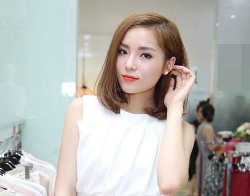 Đâu cần tóc dài đen nhánh, những nàng Hoa hậu Việt với mái tóc ngắn vẫn dư sức đổi đời-14