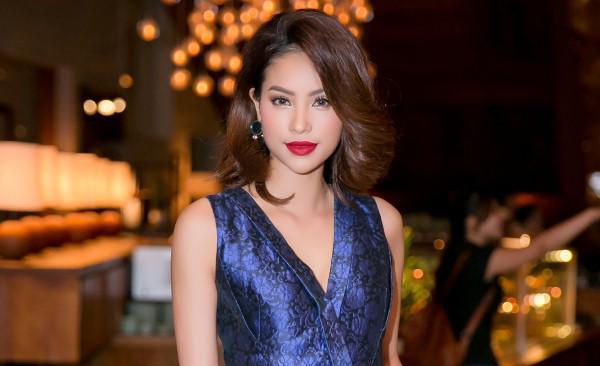 Đâu cần tóc dài đen nhánh, những nàng Hoa hậu Việt với mái tóc ngắn vẫn dư sức đổi đời-15