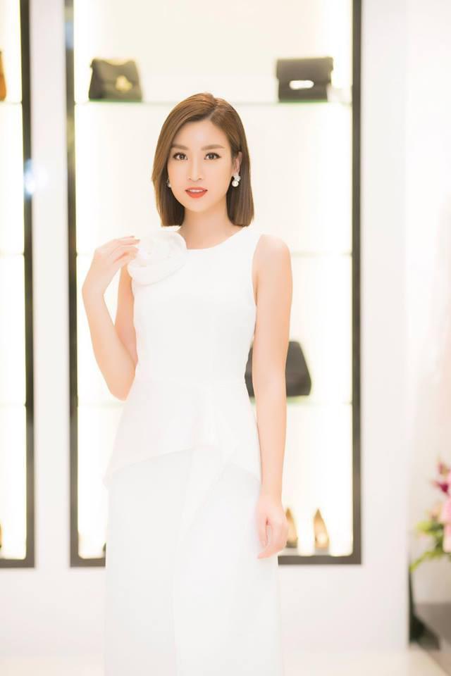 Đâu cần tóc dài đen nhánh, những nàng Hoa hậu Việt với mái tóc ngắn vẫn dư sức đổi đời-3