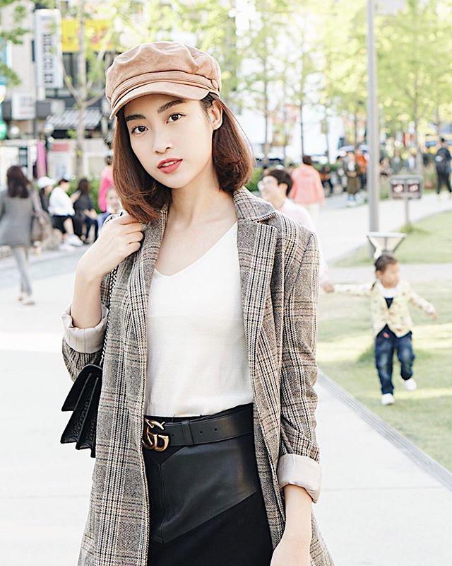 Đâu cần tóc dài đen nhánh, những nàng Hoa hậu Việt với mái tóc ngắn vẫn dư sức đổi đời-4