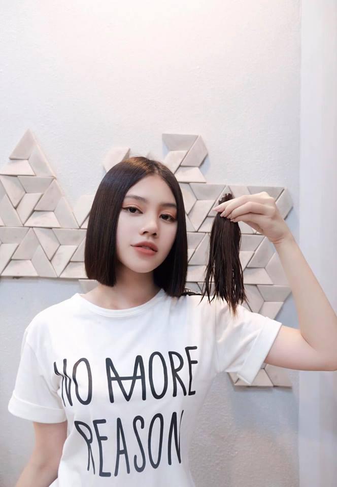 Đâu cần tóc dài đen nhánh, những nàng Hoa hậu Việt với mái tóc ngắn vẫn dư sức đổi đời-9