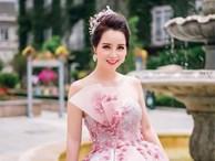 Mai Thu Huyền hóa công chúa lung linh giữa trời mây Đà Nẵng