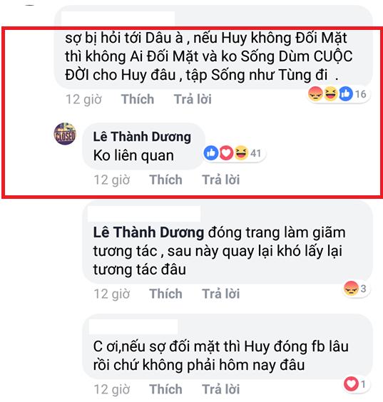 Ngô Kiến Huy đóng facebook, Nhã Phương vội vã vào hỏi han-3