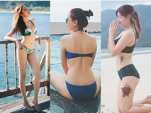 Khi các người đẹp của VTV khoe dáng với bikini: Quyến rũ, gợi cảm bất phân thắng bại!