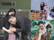 Nhan sắc gợi cảm của vợ Vũ