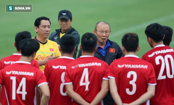 Được trút bầu tâm sự, HLV Park Hang Seo chia sẻ tình trạng báo động của ĐTVN-1
