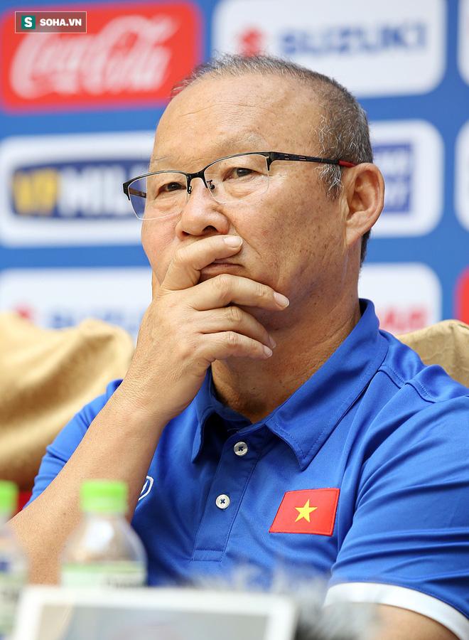 Được trút bầu tâm sự, HLV Park Hang Seo chia sẻ tình trạng báo động của ĐTVN-2