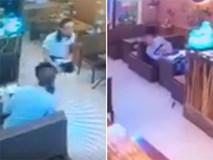 Góc ăn quỵt: Hai thanh niên ngoại quốc vào nhà hàng ở Sapa ăn uống no nê rồi