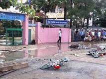 Vụ đứt dây điện làm 2 học sinh chết ở Long An: Phát hiện điểm vô lý