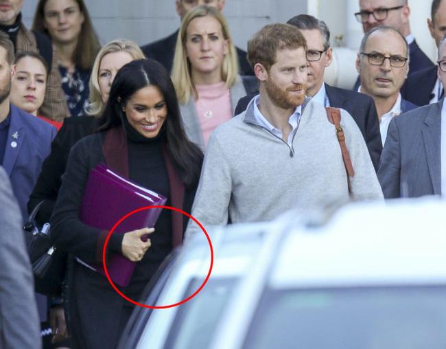 Hoàng gia Anh chính thức xác nhận: Công nương Meghan đã mang thai con đầu lòng, dự sinh mùa xuân năm sau-2