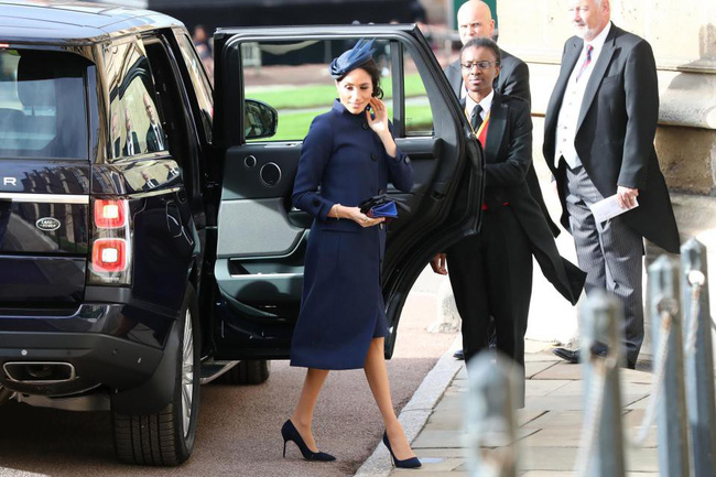 Hoàng gia Anh chính thức xác nhận: Công nương Meghan đã mang thai con đầu lòng, dự sinh mùa xuân năm sau-3