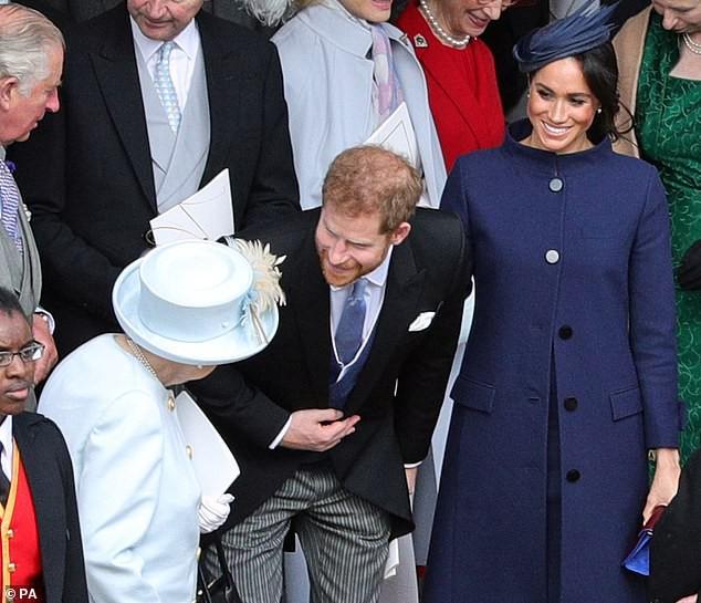 Hoàng gia Anh chính thức xác nhận: Công nương Meghan đã mang thai con đầu lòng, dự sinh mùa xuân năm sau-4