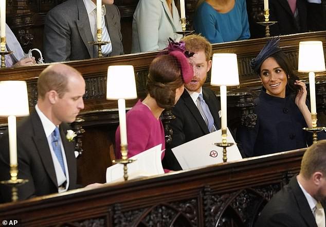Hoàng gia Anh chính thức xác nhận: Công nương Meghan đã mang thai con đầu lòng, dự sinh mùa xuân năm sau-5