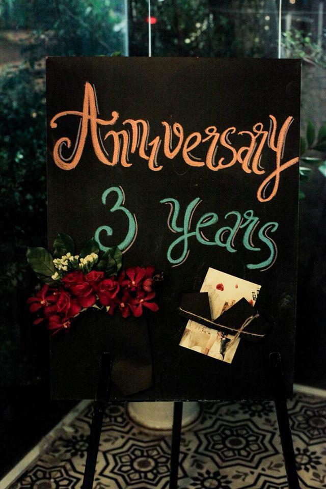 Bạn gái Vũ Văn Thanh hạnh phúc ngất ngây trong đêm kỷ niệm 3 năm yêu nhau-4