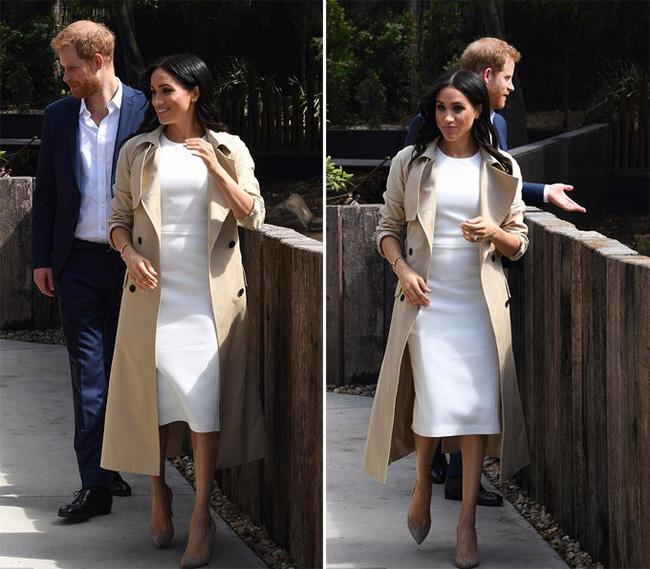 Hoàng tử Harry bất ngờ mắng người hâm mộ khi họ làm điều này với người vợ đang mang thai của anh-1