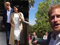 Hoàng tử Harry bất ngờ