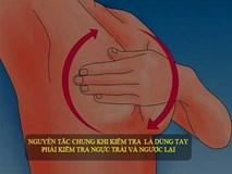 Phát hiện ngực có hòn khi tắm, đi khám người phụ nữ phát hiện mắc ung thư