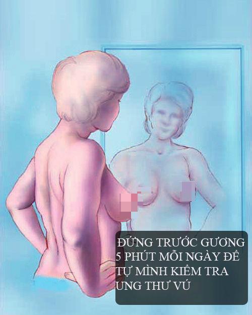 Phát hiện ngực có hòn khi tắm, đi khám người phụ nữ phát hiện mắc ung thư-2