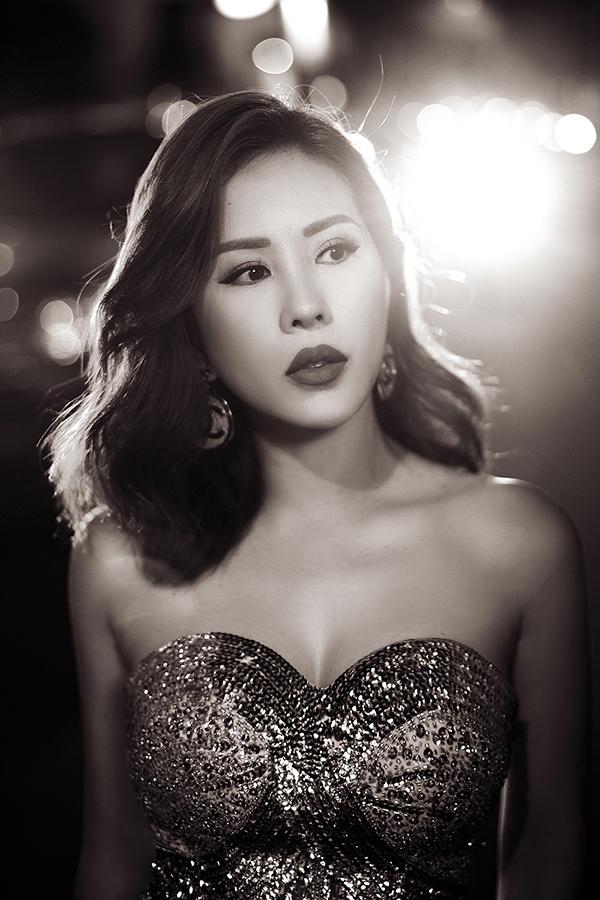 Hoa hậu Thu Hoài đậm chất đàn bà phố thị lôi cuốn và sang trọng trong bộ ảnh mới-10
