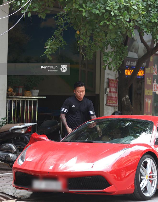 Hé lộ lý do siêu xe 16 tỷ đồng của Tuấn Hưng gặp tai nạn nát đầu-1