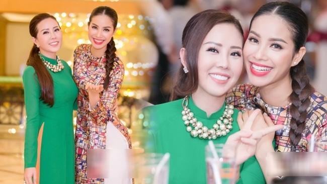 Hoa hậu Thu Hoài lần đầu hé lộ về lý do cạch mặt Hoa hậu Phạm Hương-1