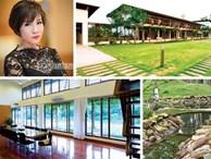Cận cảnh biệt thự nhà vườn là 'công trình vi phạm lớn' của diva Mỹ Linh