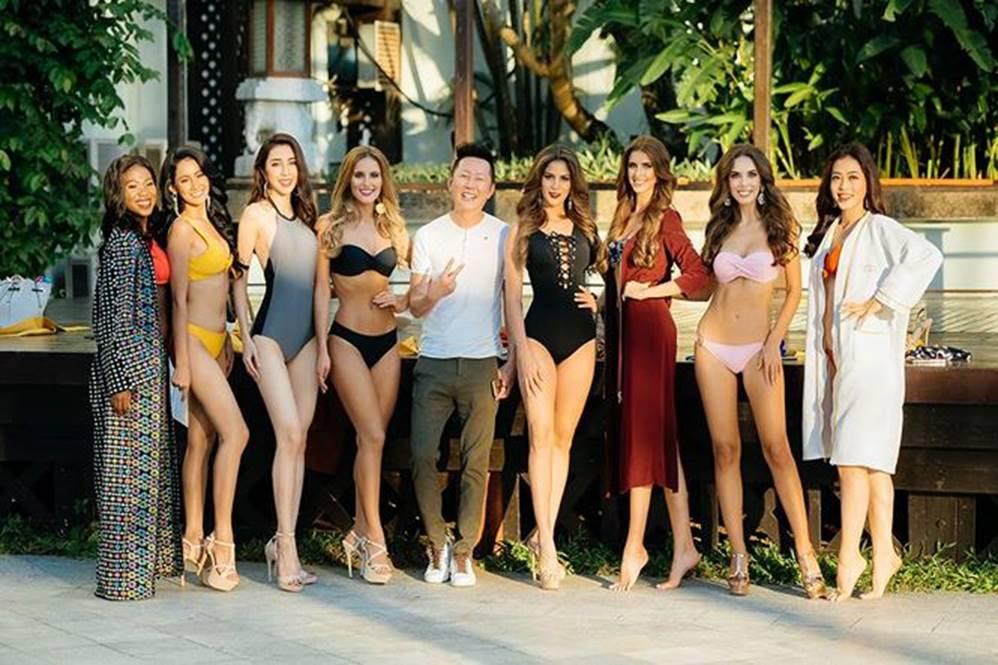Ảnh bikini của Phương Nga tại Miss Grand International 2018 gây sốt-13