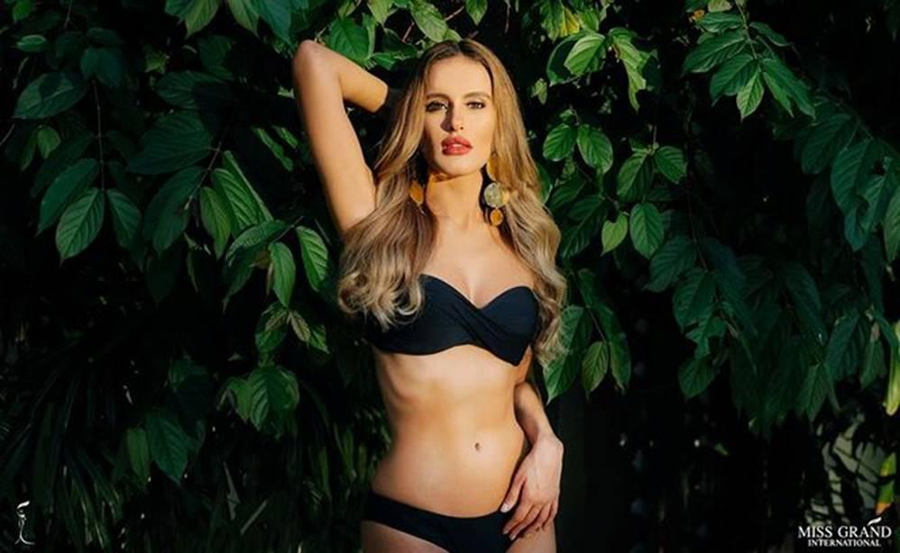 Ảnh bikini của Phương Nga tại Miss Grand International 2018 gây sốt-9