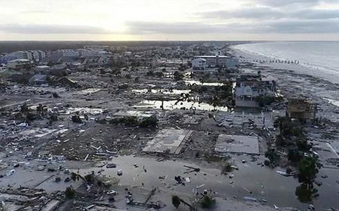 Mỹ: Ít nhất 29 người chết và hàng trăm người mất tích do bão Michael-1