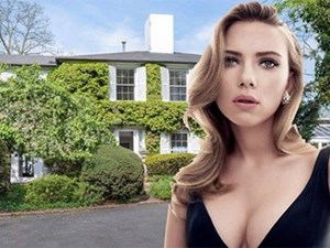 Bên trong biệt thự 93 tỷ của diễn viên sexy nhất thế giới